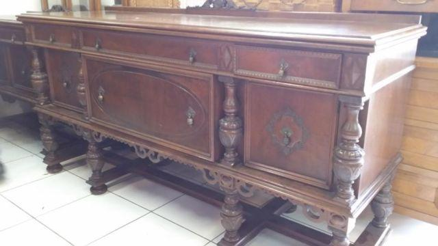 Antique Excel Mfg Rockford Co Buffet For Sale In Fort