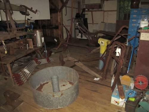 Antique Farm Equipment Estate Sale - By Appointment Only