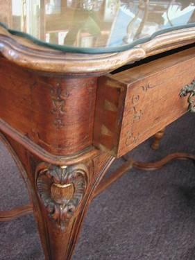 Antique French Desk For Sale In Adelma Beach Washington