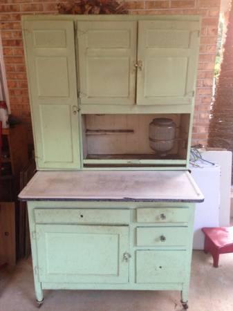 Antique Hoosier Cabinet Sellers Original For Sale In