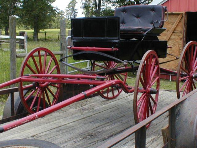 Antique Horse Buggy For Sale In New Waverly Texas