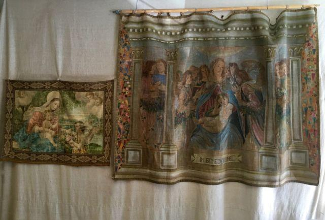Antique Italian Tapestry