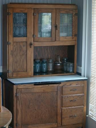 Antique Kitchen Hoosierhutch For Sale In Cornelia