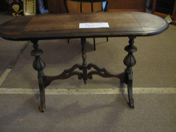 Antique Library Table REDUCED - $150