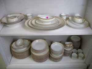 Antique Noritake China Set Winchester For Sale In