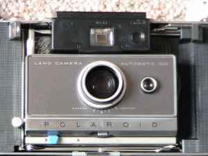 Antique Polaroid Land Cameras: Automatic 100's