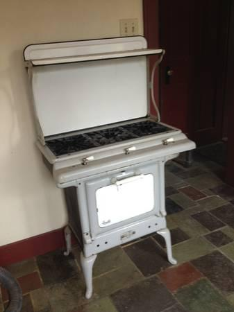 Antique Roberts Amp Mander Gas Stove For Sale In