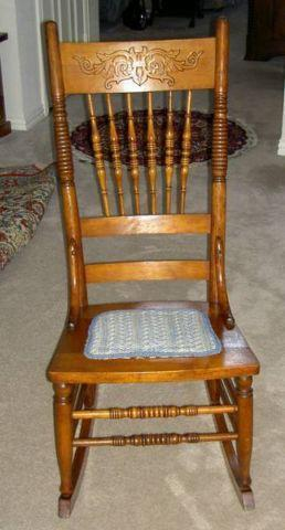 ANTIQUE Rocking Chair for Sale in Keller Texas Classified