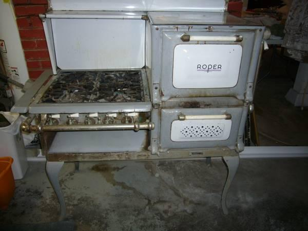 Antique Roper Stove For Sale In Waterloo Iowa