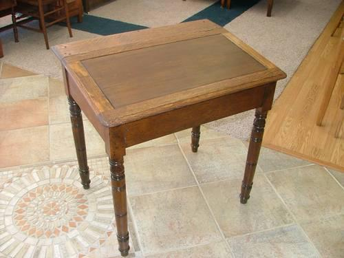 Antique School Masters Desk For Sale In Gar Creek Indiana