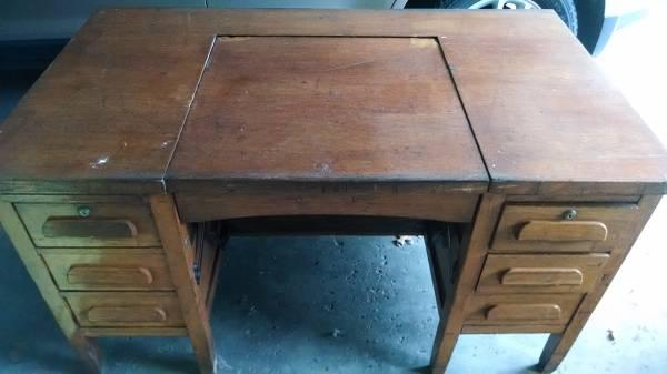 antique typewriter desk Classifieds - Buy & Sell antique typewriter desk  across the USA - AmericanListed - Antique Typewriter Desk Classifieds - Buy & Sell Antique
