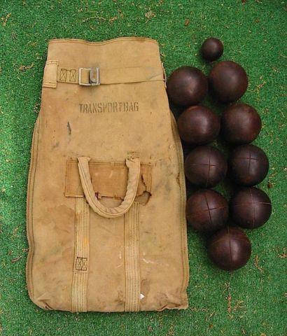 mason moore bocce balls № 48079