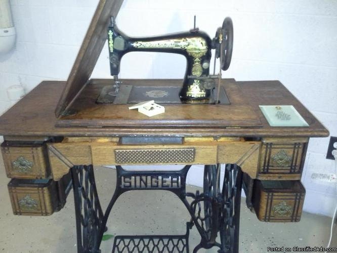 Antique Sewing Machine For Sale In Nashville Tennessee