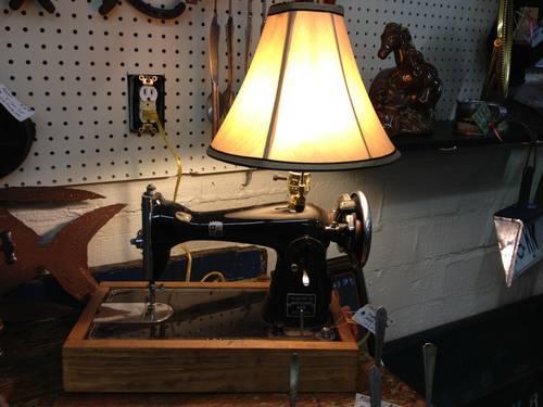 Antique Singer Sewing Drawers