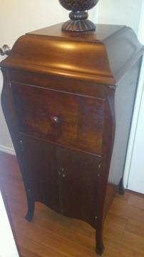 Antique Victrola Record Cabinet For Sale In Dallas Texas