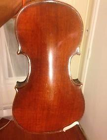 Antique Violin JTL Compagnon 18th size still works
