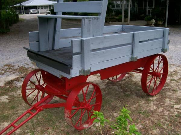Antique wagon