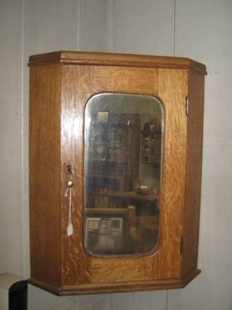 Antique Wall Cabinets For Sale In Secor Illinois Classified