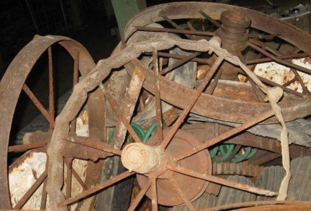 Antique Wheels - variety of sizes and styles