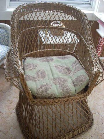 Gooseneck Wicker Chair Classifieds   Buy U0026 Sell Gooseneck Wicker Chair  Across The USA   AmericanListed