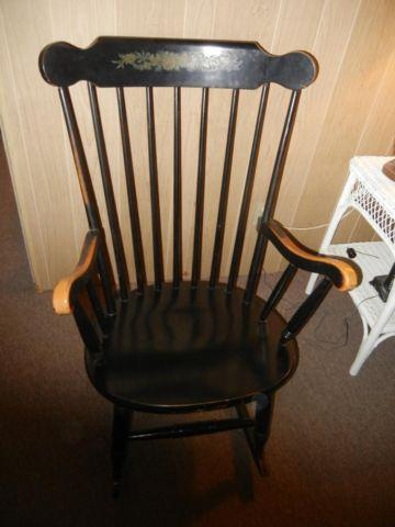 Groovy Antique Windsor Rocking Chair For Sale In Haddon Heights Gmtry Best Dining Table And Chair Ideas Images Gmtryco
