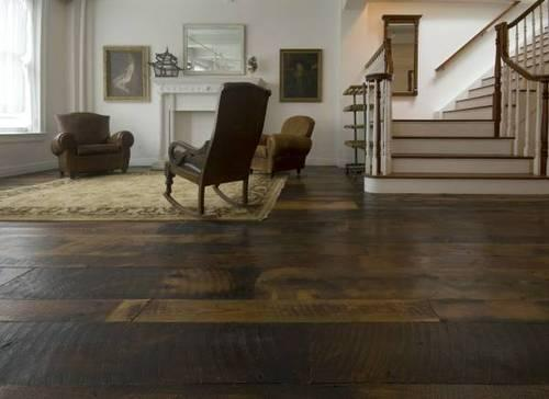 Antique wood flooring wide plank floors manufacturers for Reclaimed wood manufacturers