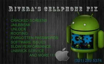 ☆Any Cellphone Repair That You Need Do It With The