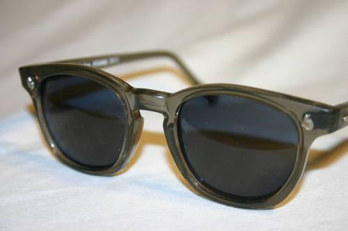 506a8ab5e3 AO American Optical Safety Frames GRY DK GRAY Sunglasses 48 eye NEW ...