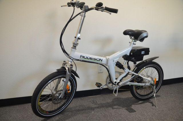 Aodeson Electric Folding Bike La e Bike