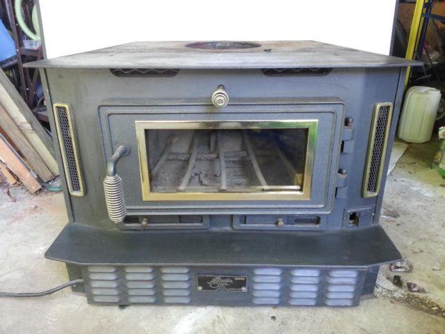 Appalachian Stove Model 28 Wood Stove/Fireplace Insert for Sale in ...
