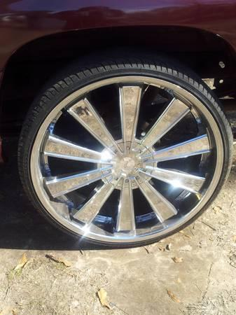 Appear 28in wheels - $2600