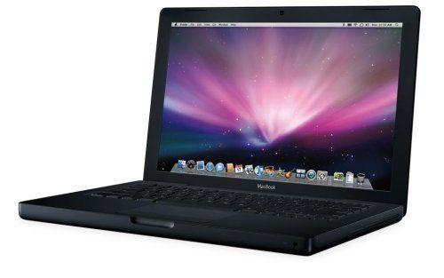 Apple A1181 Series Macbook (Black) #2
