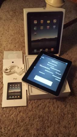 Apple iPad 1st Gen 16GB WiFi