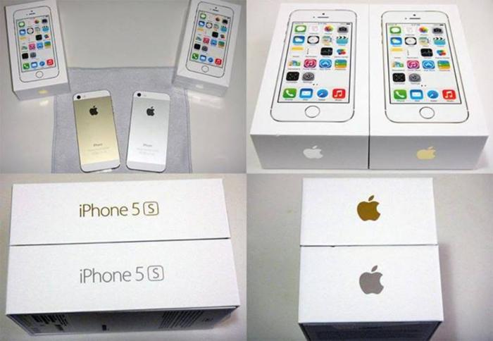 Apple, iPhone 5S 16Gb New