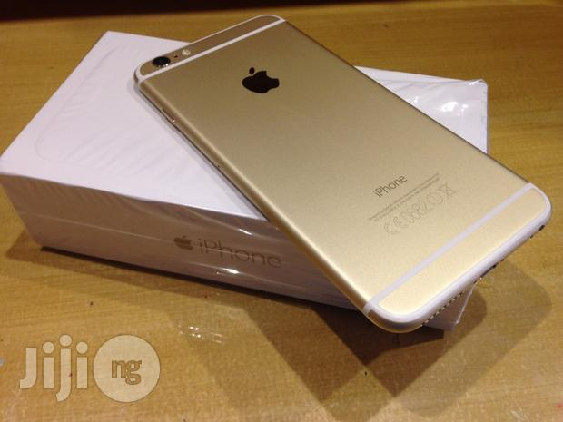 Apple iPhone6 Plus Gold 64GB Memory