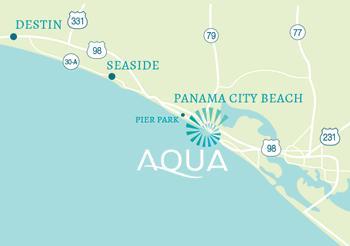Aqua Gulf Panama City Beach Condo Rentals