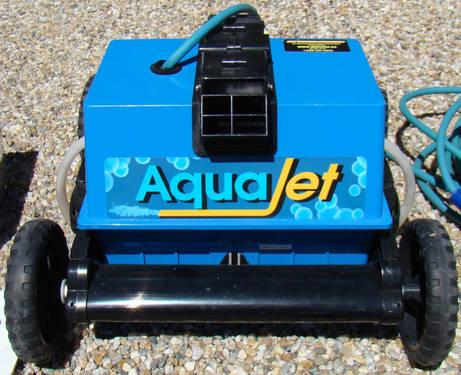 Aqua Jet Robot Pool Cleaner Used For Sale In Washington