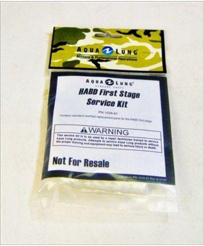 Aqua Lung HABD First stage Service Kit