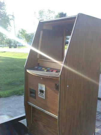 ARCADE MACHINE project cabinet