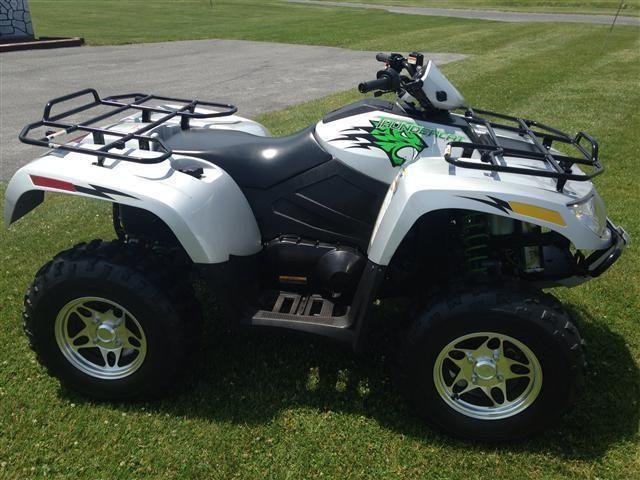 arctic cat 4x4 39 s for sale 60 used atv 39 s financing available for sale in frystown. Black Bedroom Furniture Sets. Home Design Ideas