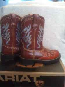 42183baa5eb Ariat-Probaby Boots Ladies size 7 1/2 - $75 (West Shreveport)