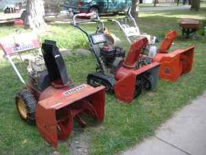 ariens 7hp snowblower - $350 (lake geneva)