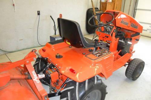 Ariens 931 GT 17 Horse Hydrostatic Garden Tractor w Rototiller