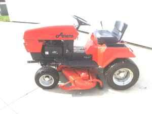 ARIENS GARDEN TRACTOR WITH SNOW BLADE NEW OXFORD PA for Sale