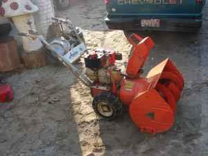 ariens snowblower - $250 (gardner)