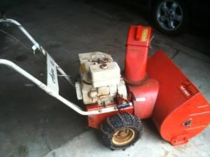 Ariens Snowblower 7-24 - $150 (Berlin, CT)