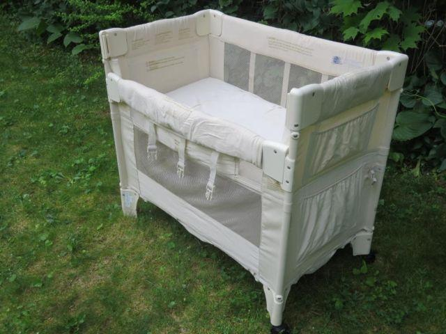 Arm S Reach Mini Co Sleeper Natural For Sale In Chester
