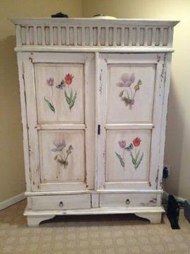 Armoire - Perfect for Large Screen TV