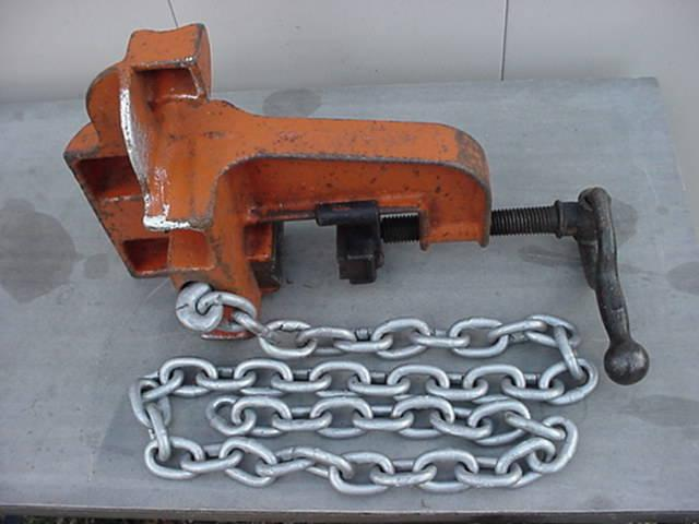 ARMSTRONG PIPE VISE LQQK