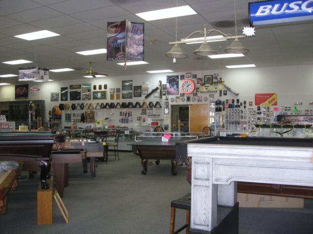 Art S Billiard Supply Store Closing Sale For Sale In